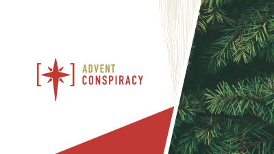 The Advent Conspiracy