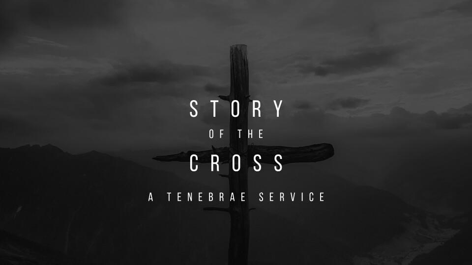 tenebrae service 2019