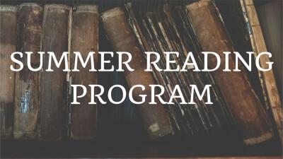 Summer Reading List 2020